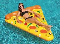 Boia Pizza Gigante Praia Piscina Mor 001970 -