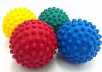 Bola Anti Stress Fisioterapia C/ Cravo 12 Unidades - Furlan