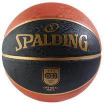 Bola Basquete TF-150 Tam. 7 CBB - Borracha - Spalding