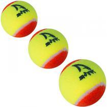 Bola Beach Tennis Shark com 3 unidades -