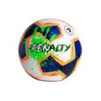 Bola Campo Penalty Giz N4 Branco/Azul/Verde -