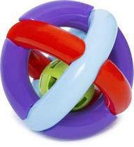 Bola com chocalho para Bebês - Mercotoys -