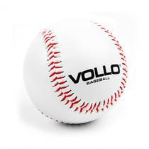 Bola de Baseball com Miolo de Cortica e Borracha Tam 9  Branca  Vollo Sports -