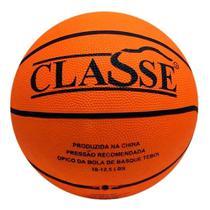 Bola de basquete  laranja - Ecg Comercial Bazar Ltda