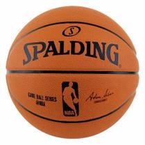 Bola de Basquete NBA Game Ball (bola do jogo NBA) Tam. 3 - Borracha - Spalding