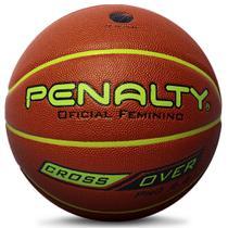 Bola de Basquete Penalty 6.8 Crossover X NBB - Basquete Feminino -