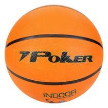 Bola de Basquete Poker Official Indoor -