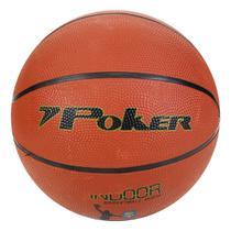 Bola de Basquete Poker Official Mirim Indoor -