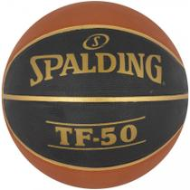 Bola de Basquete Spalding CBB TF-50 Borracha Tamanho 7 -
