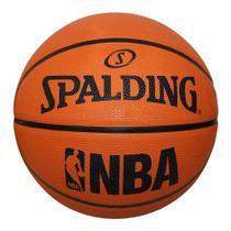 Bola de Basquete Spalding  NBA Fastbreak - Borracha Laranja -