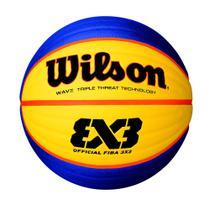 Bola de Basquete Wilson - FIBA 3x3 Official Game -
