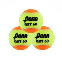 Bola De Beach Tennis Penn Qst60  Pacote Com 3 Unidades -
