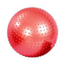 Bola de exercícios fisioball fisiopauher pinos massagem 55cm - ortho pauher -