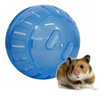 Bola De Exercícios Hamster Brinquedo Globo Jel Plast Pet -