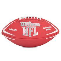Bola de Futebol Americano - Infantil - Avenger NFL - Vermelha - Wilson 1342bc953d4f0