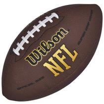 e2e954dd1345e Bola de Futebol Americano Oficial NFL Super Grip - Wilson