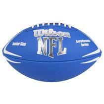 Bola de Futebol Americano Wilson NFL Avenger Júnior  Azul -