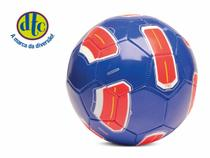 Bola De Futebol Azul Dtc -
