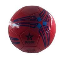 Bola de Futebol Campo costura reforçada nº 5 Redstar - Vermelha -