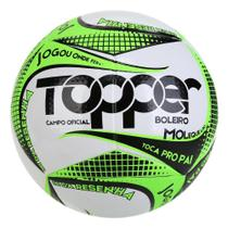 Bola de Futebol Campo Topper Boleiro 2019 Exclusiva -