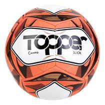 Bola de Futebol Campo Topper Slick Costurada -