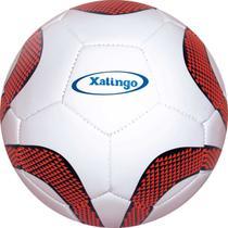 Bola de Futebol de Campo Soccer BALL BRANCA/LARANJA - Xalingo