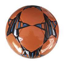 Bola de Futebol Laranja Estrelas - DTC -