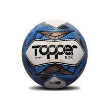 Bola de Futebol para Campo Slick Azul - Topper -