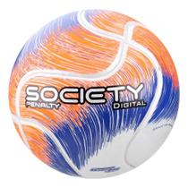Bola de Futebol Society Penalty Digital VIII -