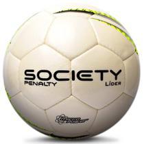 Bola de Futebol Society Penalty Lider X -