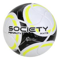 Bola de Futebol Society Penalty Matis IX Micro Power -