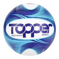 Bola De Futebol Society Slick II 19 Topper Exclusiva -