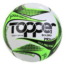 Bola de Futebol Society Topper Boleiro 2019 Exclusiva -
