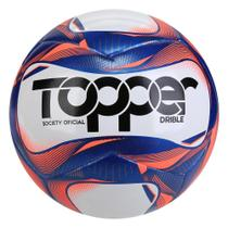 Bola de Futebol Society Topper Drible 2019 Exclusiva -