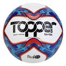 Bola de Futebol Society Topper Samba Tecnofusion -