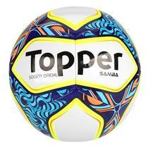 86e63db323acb Bola de Futebol Society Topper Samba
