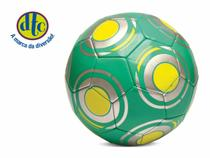 Bola De Futebol Verde Dtc -