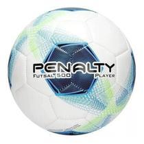 Bola de Futsal 500 Player Azul Penalty -