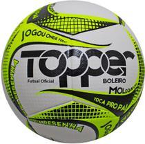 Bola de Futsal Boleiro Oficial 2019 - Topper -