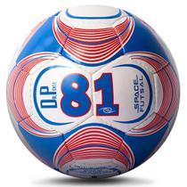 Bola de Futsal Dalponte 81 Space Color Vermelha -