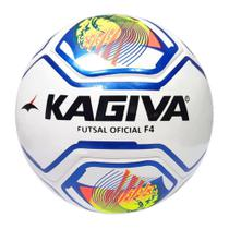 Bola de Futsal F4 Brasil Oficial Kagiva Sub 13 -