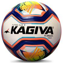 Bola de Futsal Infantil Sub 9 Kagiva F5 Brasil PRO -