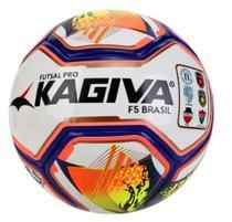 Bola de futsal Kagiva F5 Pró -