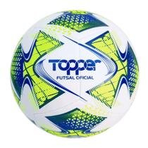 Bola de Futsal Oficial Topper Slick 22 TechFusion -