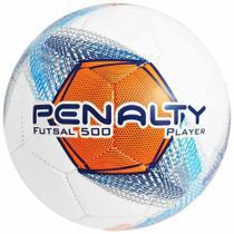 Bola de Futsal Penalty 500 Player Laranja -