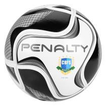 Bola de Futsal Penalty Max 100 All Black - Edição Limitada -