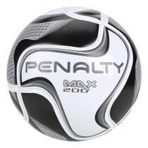 Bola de Futsal Penalty Max 200 All Black - Edição Limitada -