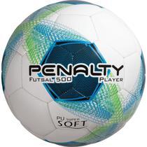 Bola De Futsal Player C/c Viii Bc/az/vd Penalty Unidade -