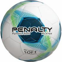 Bola de Futsal Player C/C Viii BC/AZ/VD - Penalty