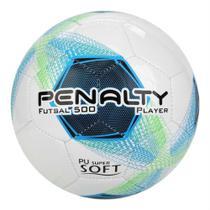 Bola de Futsal Player C/C Viii BC/AZ/VD - Planeta Criança -